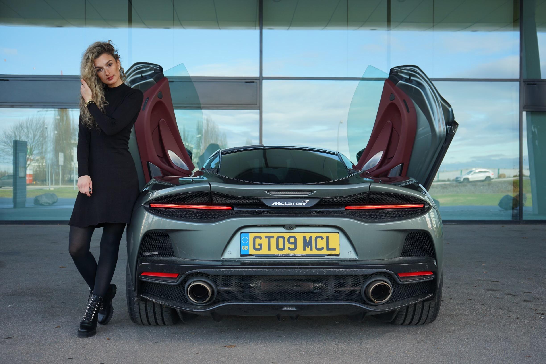 McLaren GT – Auf dem Weg zum Mond