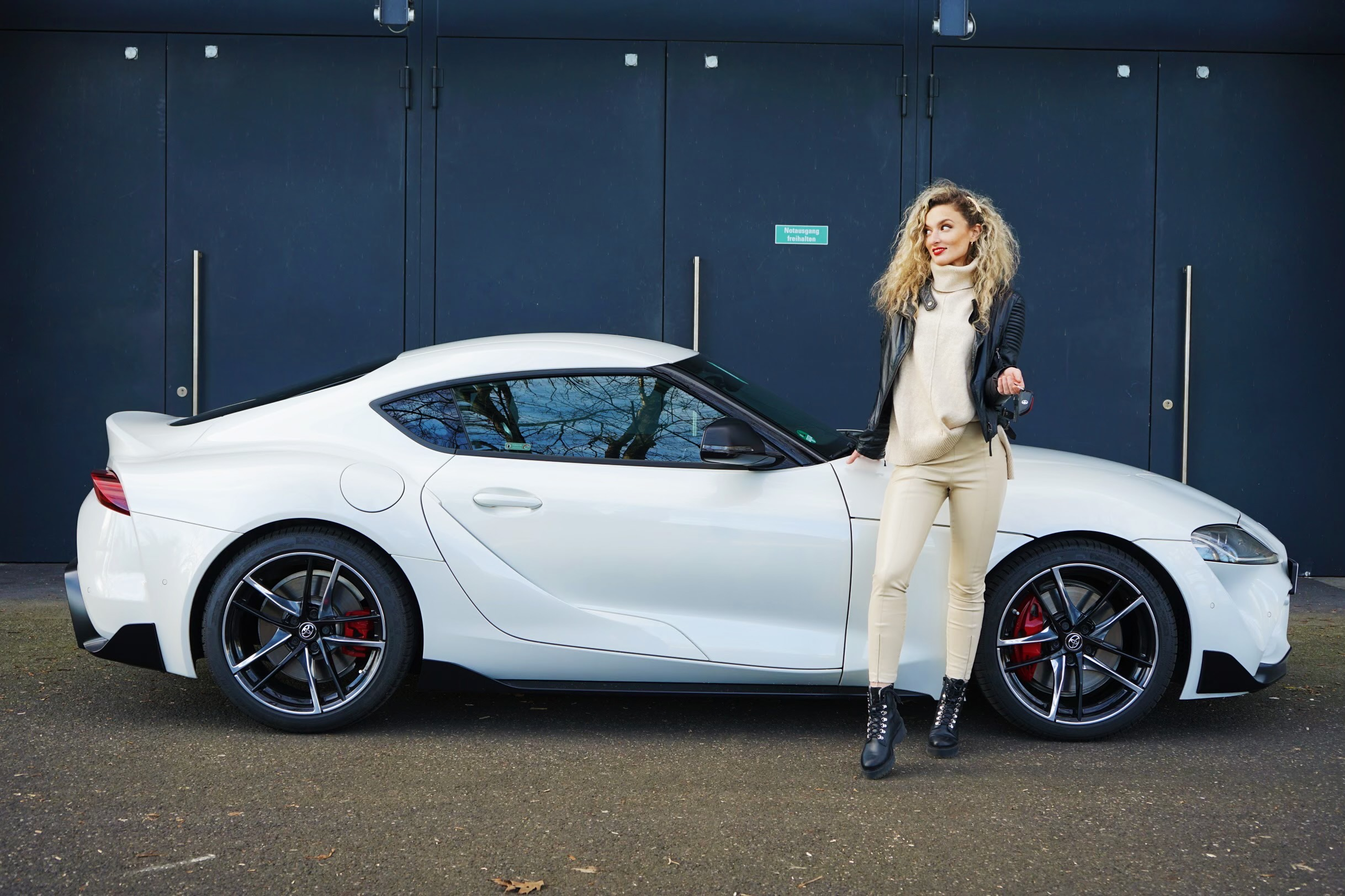 Toyota Supra GR Coupe – Underground?