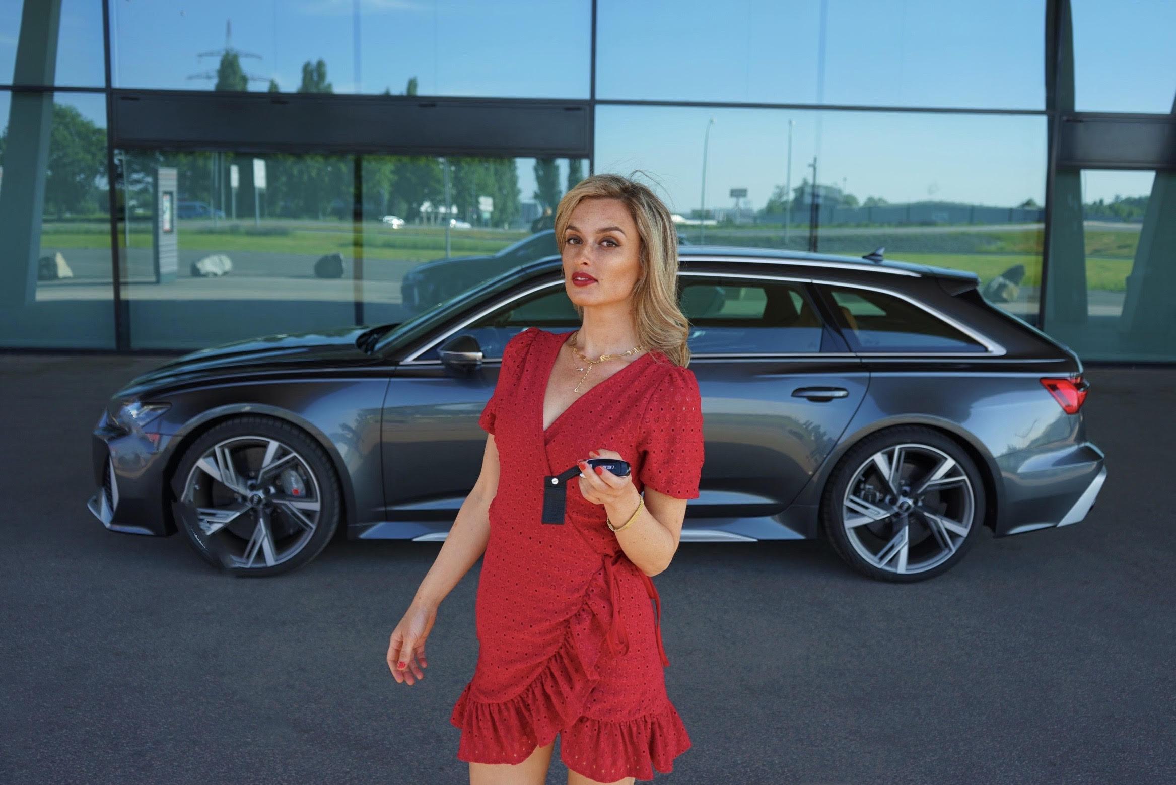 Audi RS6 Avant 2020 C8 – Ist es Liebe?
