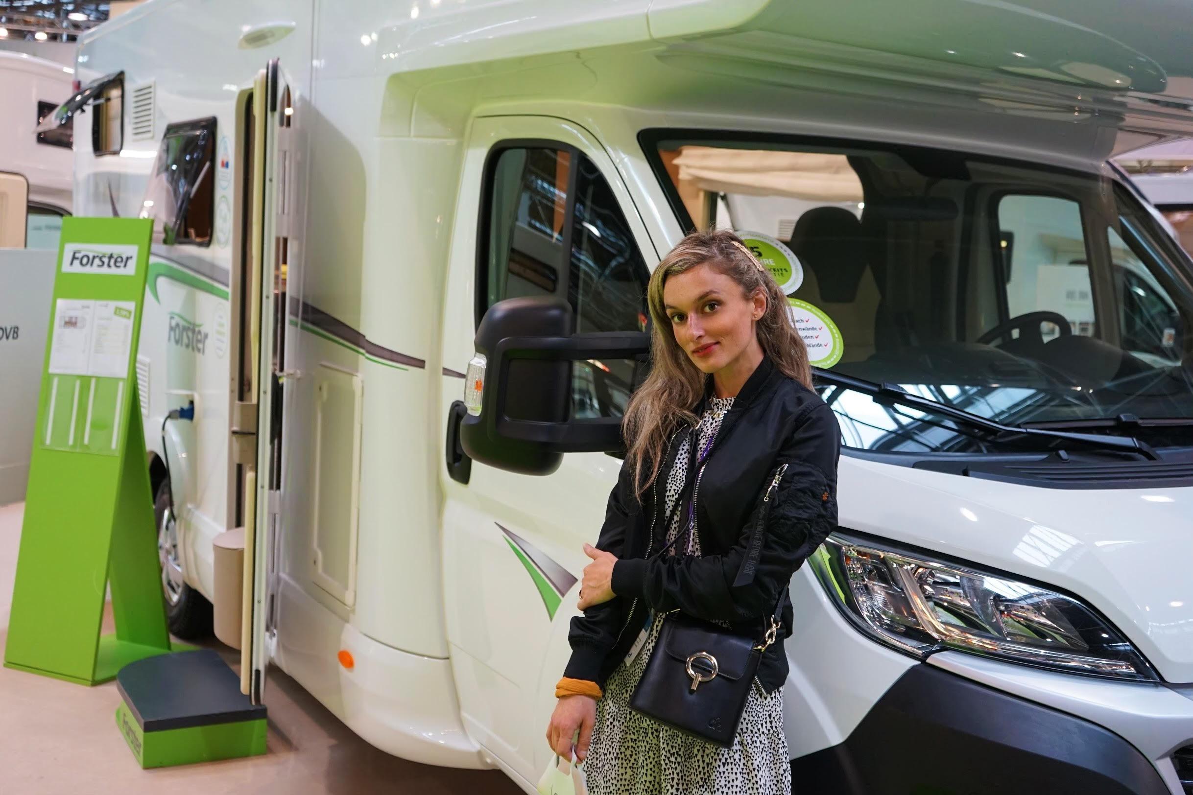 Caravan Salon 2020 Rundgang