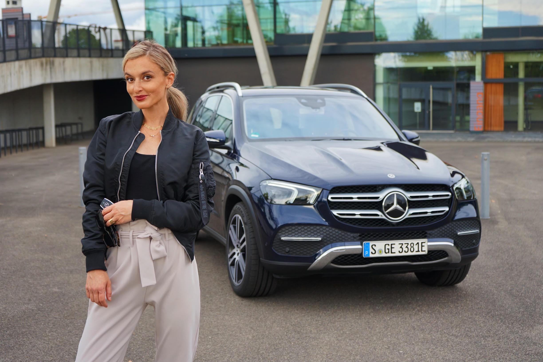 Mercedes-Benz GLE 350 de 4Matic – Hybrid-SUV 2020