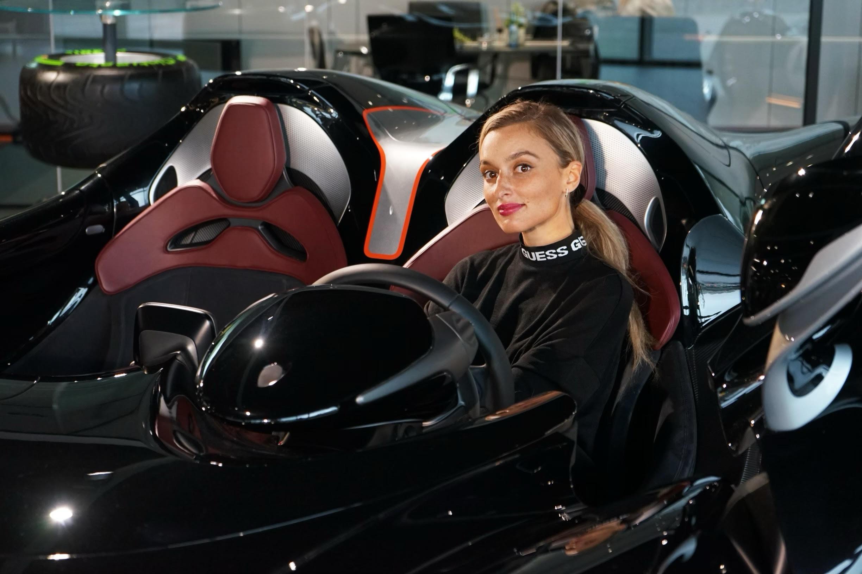 McLaren Elva – ein Dach aus Luft