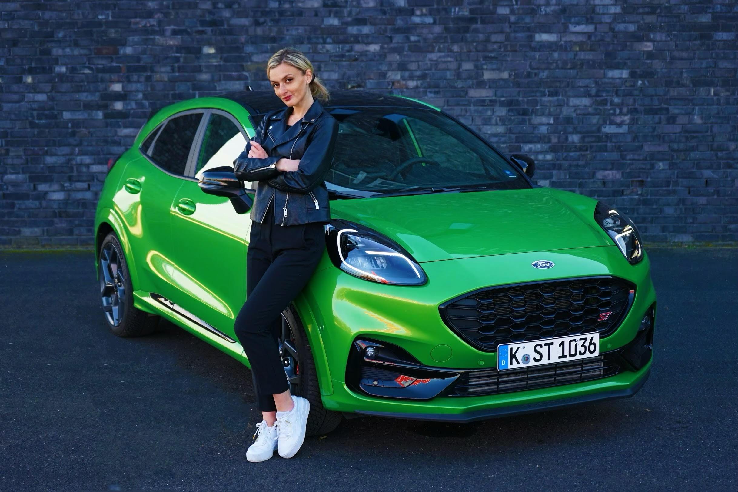 Ford Puma ST 2021 – Kompakt-SUV oder Kermit?