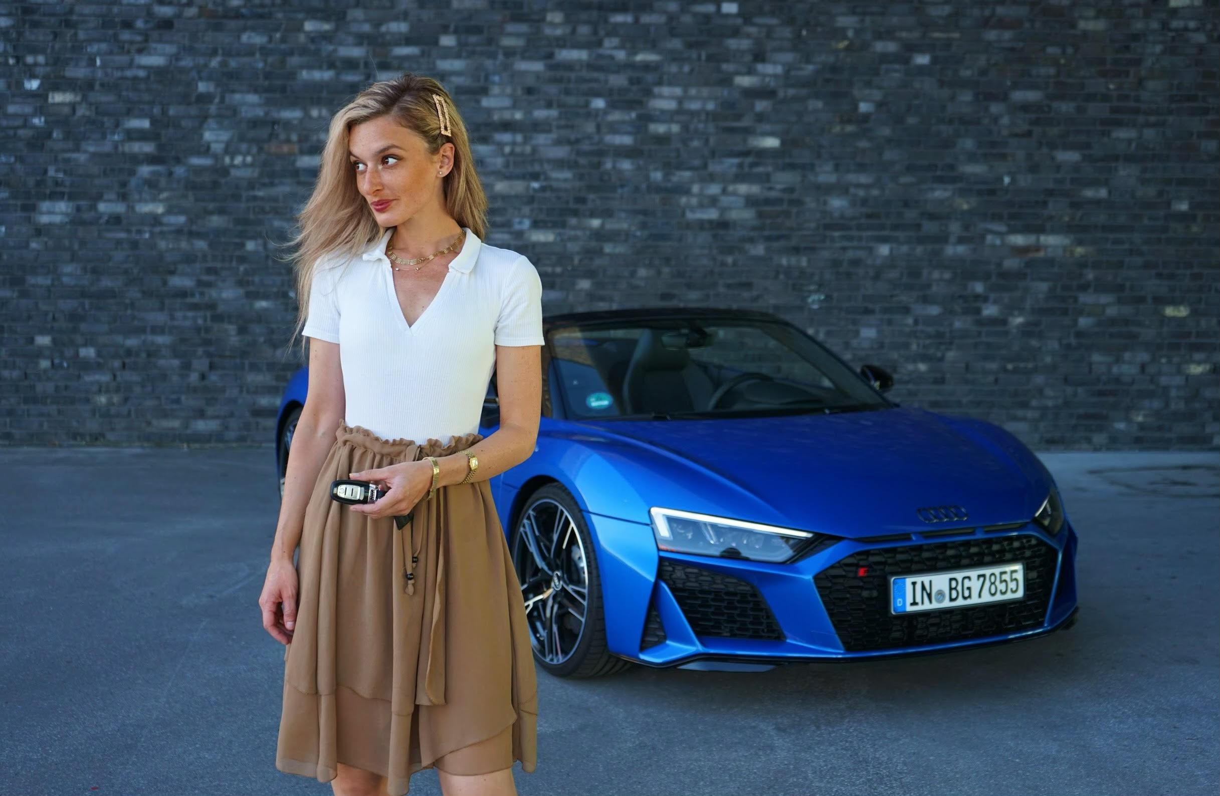 Audi R8 Spyder V10 RWD – Mein Traum-Cabrio 2020?