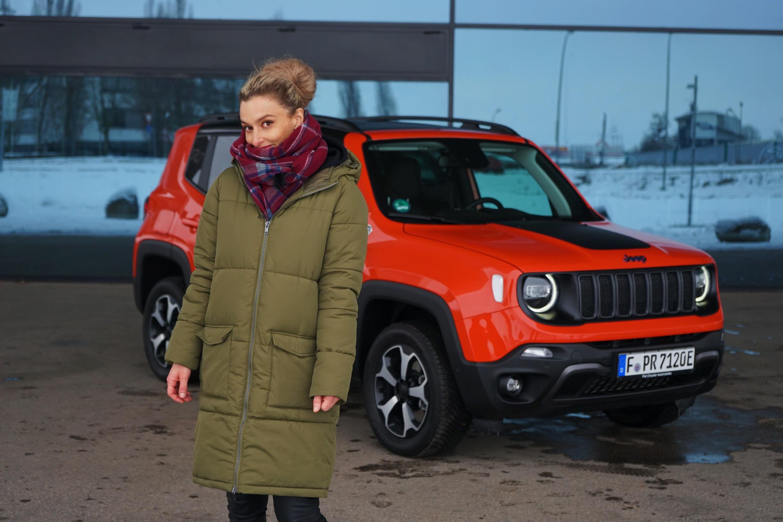 Jeep Renegade Trailhawk Plug-in Hybrid (2021) Offroad-Skills