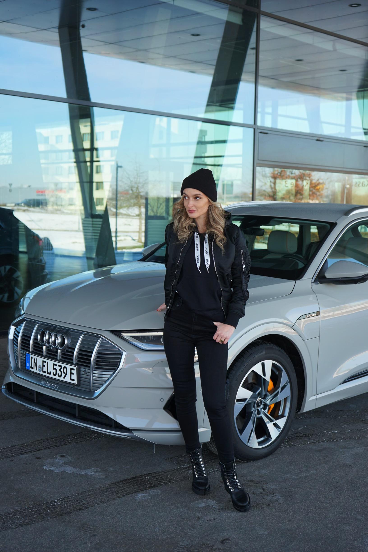 Audi e-tron Advanced 55 quattro 2021 I Das Spaceshuttle unter den Elektro-Suvs?