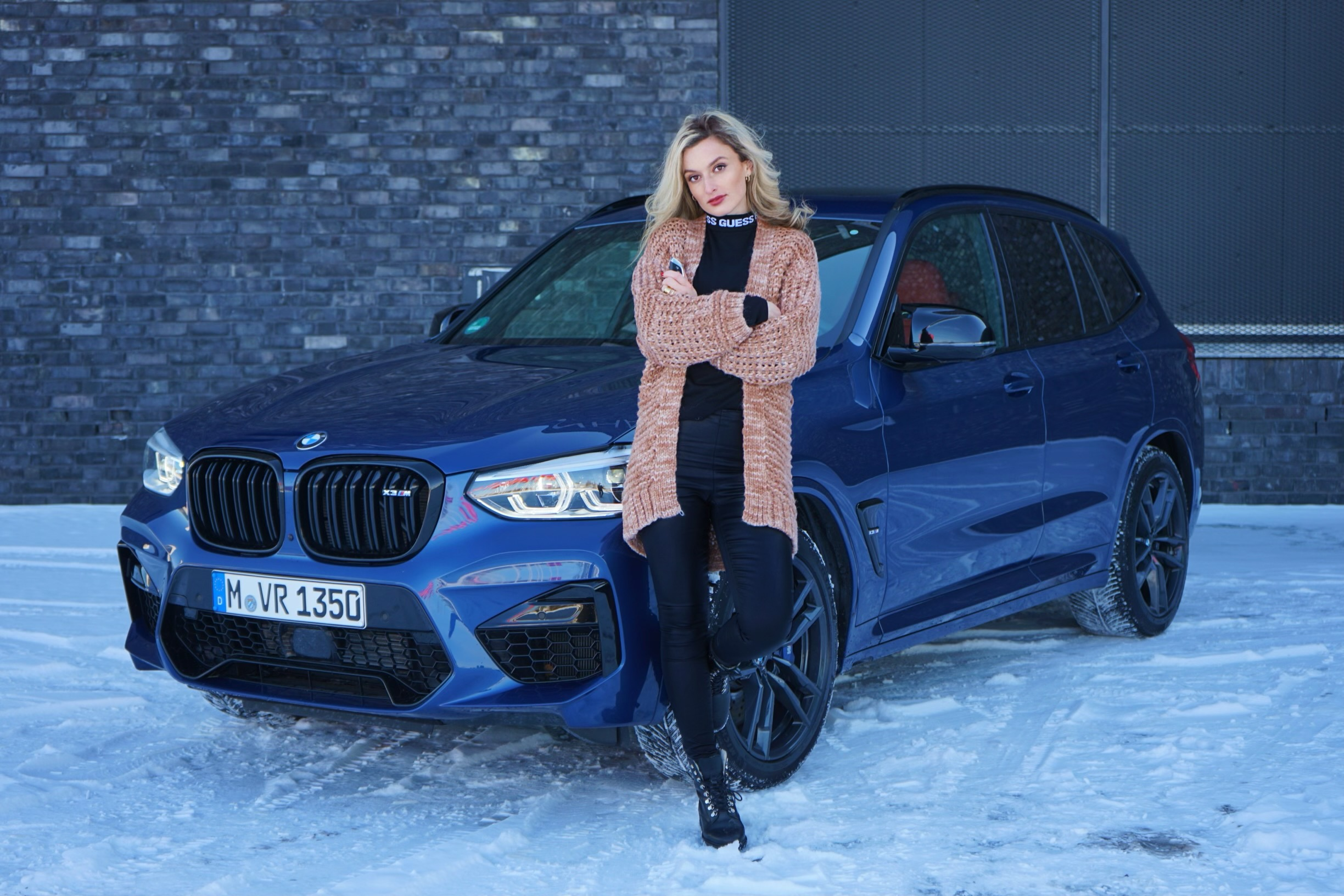 BMW X3M Competition 2021 mit 510 PS