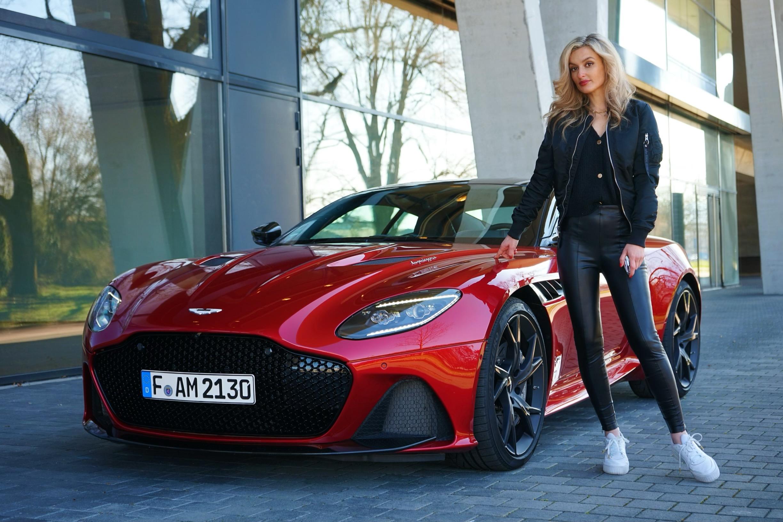 Aston Martin DBS Superleggera – Schön, dass es so was (noch) gibt