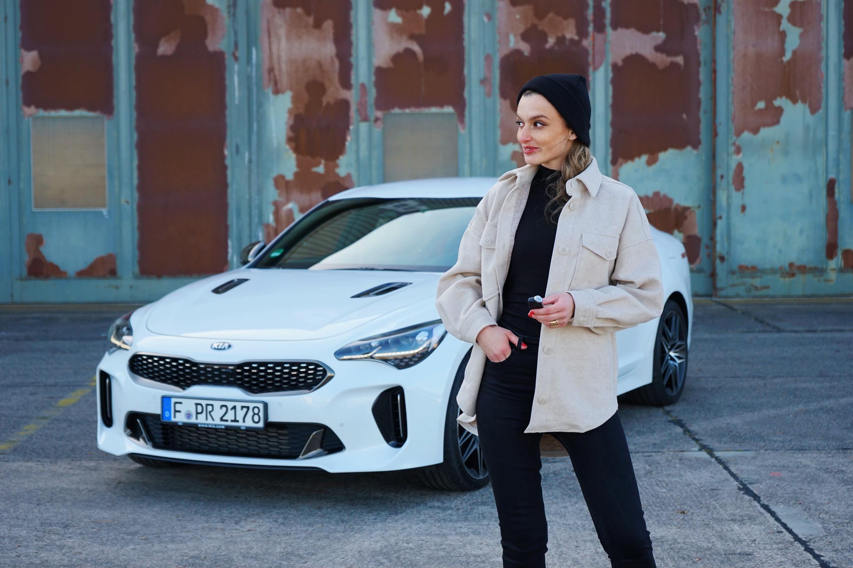 KIA Stinger GT (2021) – Eyecatcher und Europas schnellster KIA