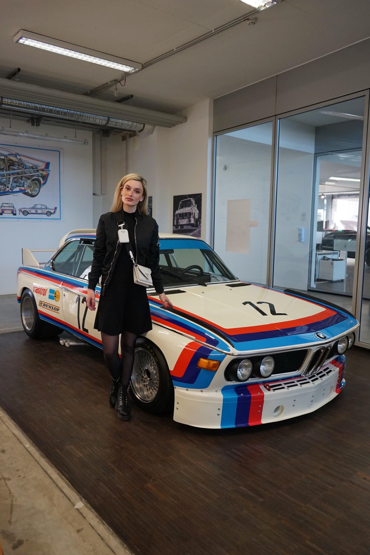 50 Jahre BMW 3.0 CSL